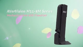 AVerVision M11-8M Series Intro Video
