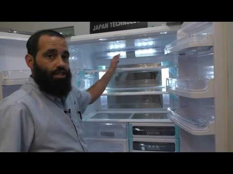 Sabbath Mode Trick for Samsung Refrigerator Model