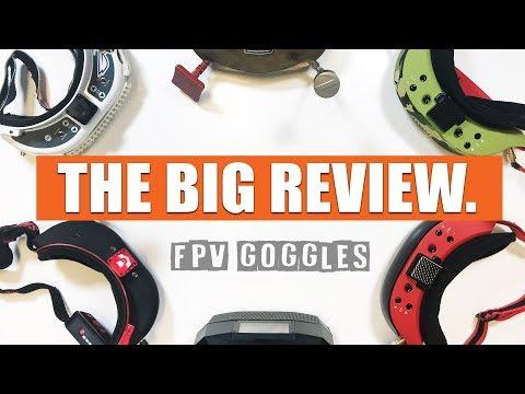 TOP 5 FPV Goggles - THE BIG REVIEW - Buyer's Guide - UCwojJxGQ0SNeVV09mKlnonA