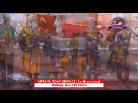 YORUBA MFM SPECIAL SUNDAY SERVICE JULY 5TH 2020 MINISTERING: DR D.K. OLUKOYA(G.O MFM WORLD WIDE)