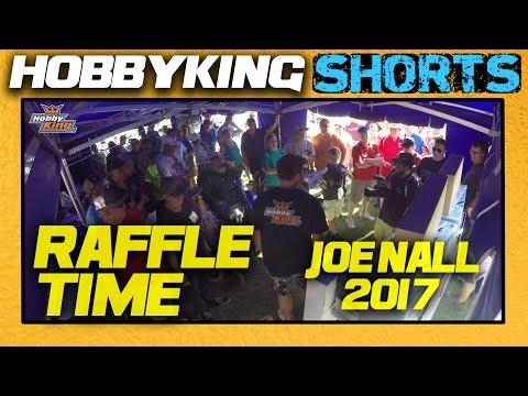 Raffle Time at Joe Nall 2017 - HobbyKing Live - default