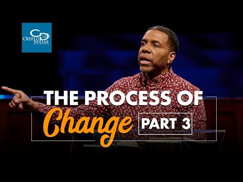 The Process of Change Pt.3 - Wednesday Service