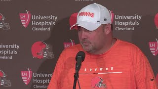 Freddie Kitchens not happy following Browns' second preseason win