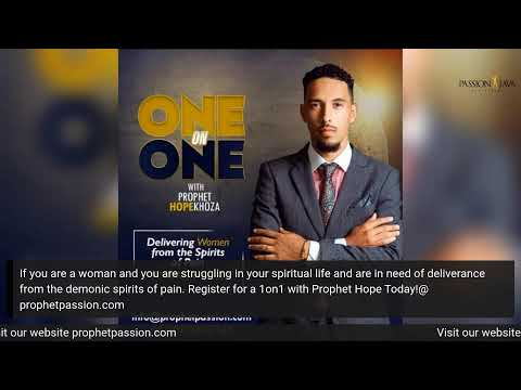 Breaking the Spell of Witchcraft-Part 5-LIVE! with Apostle Innocent Java