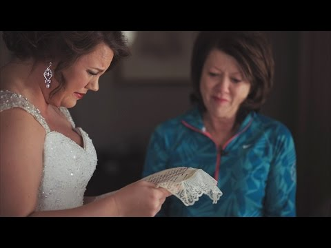 Mom Saves Letter 20 Years for Daughter's Wedding Gift {Brooke & Tyler} - UC1TBChlYspwhHjS9W-hXd3A