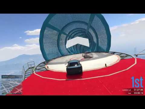 "Great battle  ""Maze Bank Ascent "" GTA 5 Premium Stunt Race - UCBpow0aNBz9VvIhYyZnEOng"