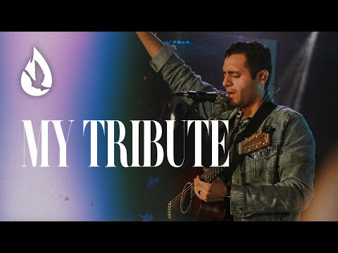 My Tribute (To God Be the Glory)   Acoustic Worship Cover by Steven Moctezuma