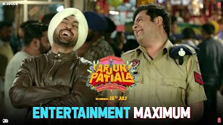 Video Trailer Arjun Patiala
