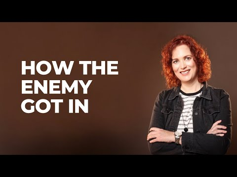 How the Enemy Got In (Prophetic Prayer & Prophecy)