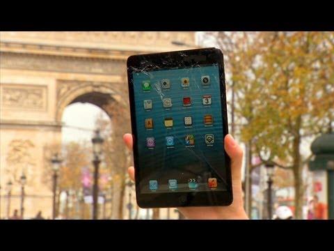 Always On - Torture testing the iPad Mini in Paris! - Ep 25 - UCOmcA3f_RrH6b9NmcNa4tdg