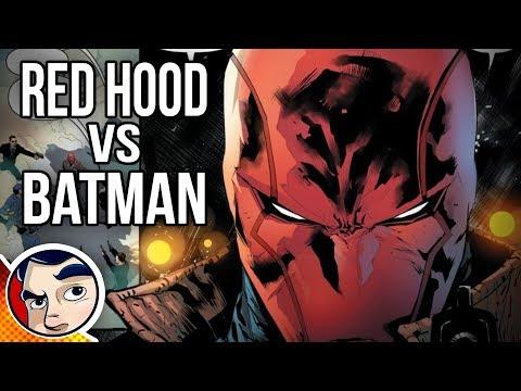 Red Hood Vs Batman... Rebirth Finale... - Complete Story | Comicstorian - UCmA-0j6DRVQWo4skl8Otkiw