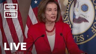 Pelosi Holds Press Conference Amid SCOTUS Rulings | NowThis