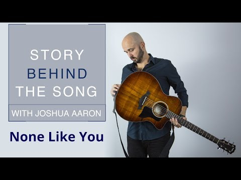 Tower of David LIVE song story - None Like You