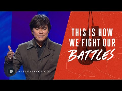 This Is How We Fight Our Battles  Joseph Prince