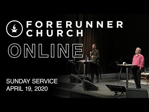 Sunday Service with IHOPKC + Forerunner Church April 19