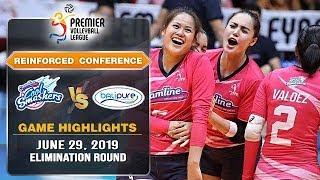 Creamline vs. BaliPure - June 29, 2019   Game Highlights   #PVL2019