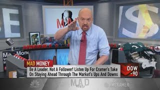 Cramer says investors should be wary of the IPO cycle