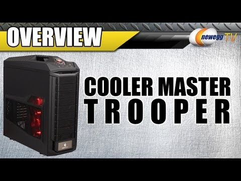 Newegg TV: COOLER MASTER CM Storm Series Trooper ATX Full Tower Computer Case Overview - UCJ1rSlahM7TYWGxEscL0g7Q