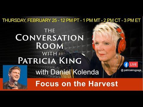 The Conversation Room // Daniel Kolenda // Patricia King