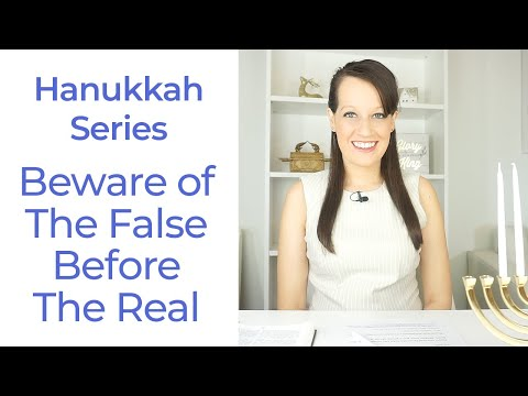 Hanukkah Prophetic Word- The false overflow may come before real overflow!