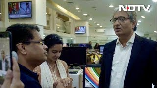 Prime Time   Ravish Kumar's Live Chat, He Takes Your Questions On His Award And Journalism