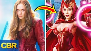How These Marvel Characters Should Really Look Like