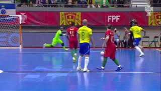 International Friendly - (Lisbon/Portugal) - Portugal 1x6 Brazil