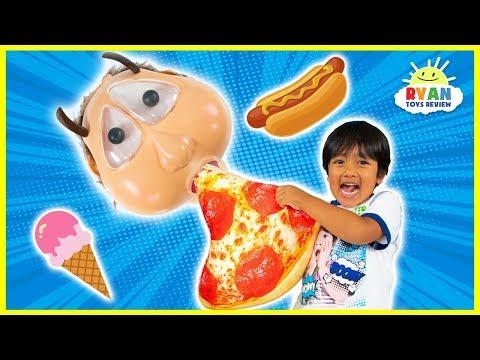 Phil' Up Chuck Family Fun Board Game with Ryan vs Mommy!! - UChGJGhZ9SOOHvBB0Y4DOO_w