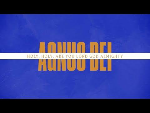 Agnus Dei (Spontaneous) [Official Lyric Video] - LIFE Worship
