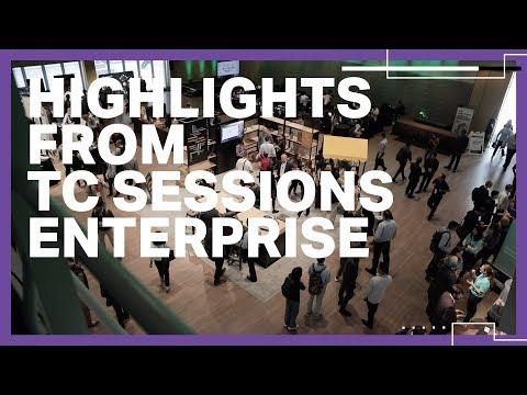 Highlights from TC Sessions: Enterprise 2019 - UCCjyq_K1Xwfg8Lndy7lKMpA