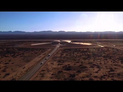 Virgin Galactic Opens 'Gateway to Space' at Spaceport America - UCVTomc35agH1SM6kCKzwW_g