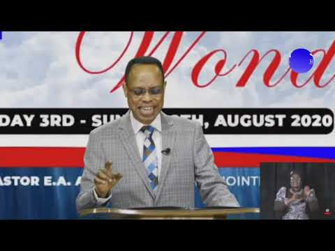 PASTOR J.F ODESOLA SERMON  FROM DRYNESS TO OPEN HEAVENS