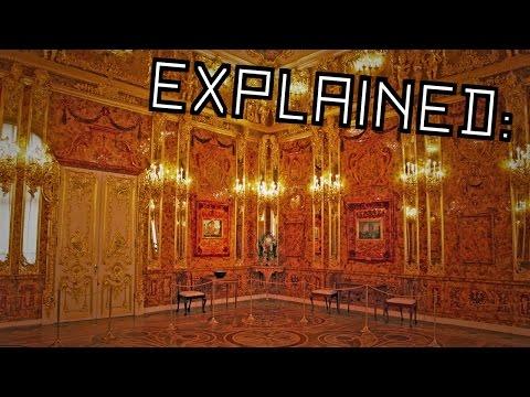 Explained: The Amber Room - UC-x0TtqNsBBQAQzFLnKZHnw