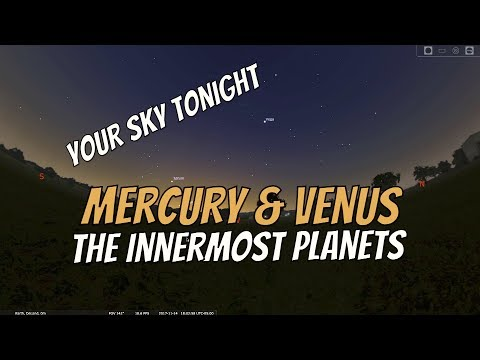 Mercury and Venus: The Innermost Planets of our Solar System - UCQkLvACGWo8IlY1-WKfPp6g