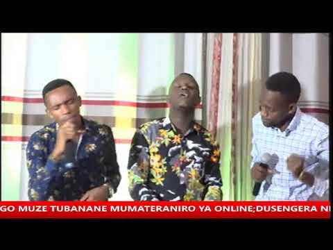 LIVE // FOURSQUARE TV '' Theme  : MFITE INYOTA '' HAMWE NA BISHOP Dr. Fidele MASENGO 09.04.2020