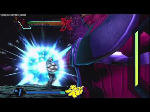 Ultimate Marvel vs Capcom 3 - Galactus Mode - UC9zTuyWffK9ckEz1216noAw