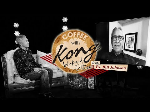 Coffee With Kong feat. Bill Johnson