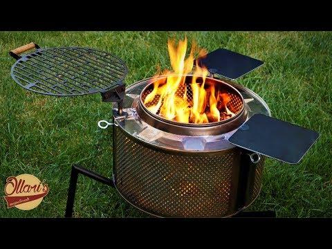 Building a Fire Pit / Grill from Scrap materials - UCVdnPQNkMnBKQCxNRy-AvQg