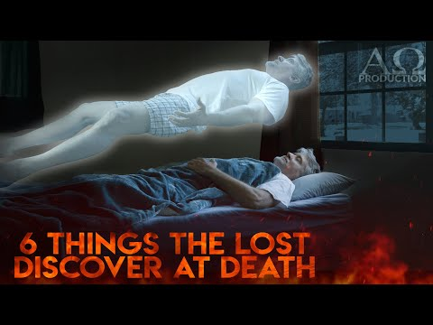 Let's Talk About the Afterlife - 6 Things the Unsaved Discover at Death - The Rich Man & Lazarus