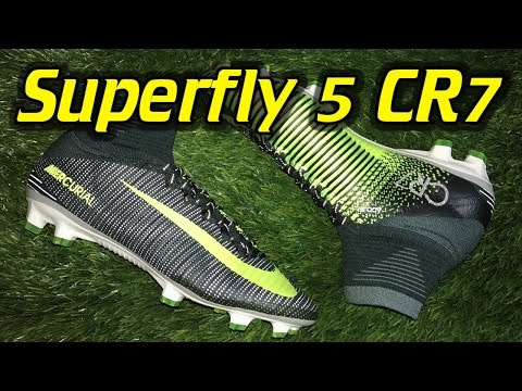 "CR7 Nike Mercurial Superfly 5 ""Discovery"" - Review + On Feet - UCUU3lMXc6iDrQw4eZen8COQ"