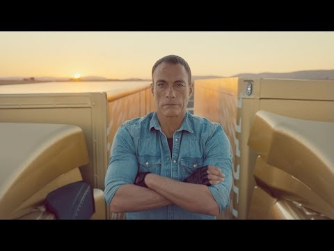 Volvo Trucks - The Epic Split Ad