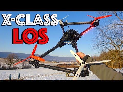X-Class LOS + Possibly the First X-Class Hand Catch? - UC2c9N7iDxa-4D-b9T7avd7g