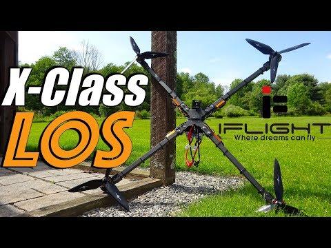 iFlight X-Class LOS : Lightweight 8S Monster! - UC2c9N7iDxa-4D-b9T7avd7g