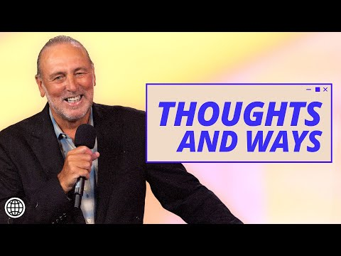 Thoughts And Ways  Brian Houston  Hillsong Church Online