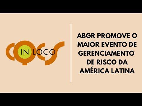 Imagem post: ABGR promove o maior evento de gerenciamento de risco da América latina