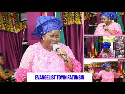 WIW 2019 Video 1 -Evang Toyin Fatuunsin