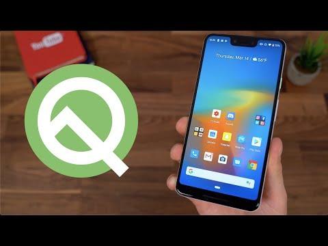 Android Q Beta 1 Review: Dark Mode! - UCbR6jJpva9VIIAHTse4C3hw
