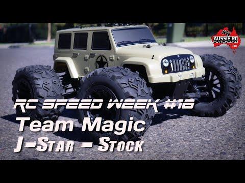 RC SPEED WEEK #18 - Team Magic J-Star Stock - UCOfR0NE5V7IHhMABstt11kA
