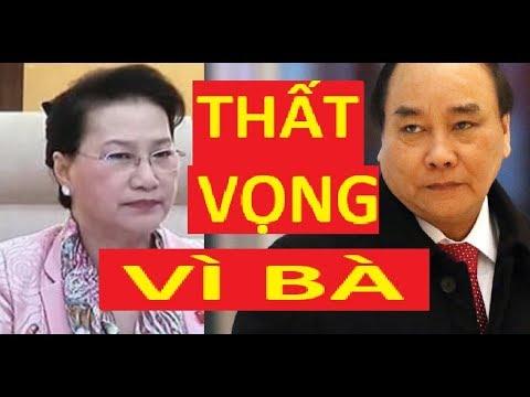 Nguyễn Thị Kim Ngân mất mặt vì Nguyễn Xuân Phúc bất ngờ chống dự luật đặc khu