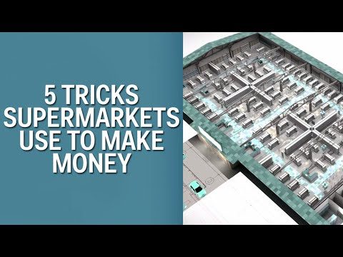 5 Tricks Supermarkets Use To Get Your Money - UCcyq283he07B7_KUX07mmtA